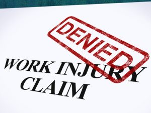 Workers' Compensation Claim Disputes & Denials